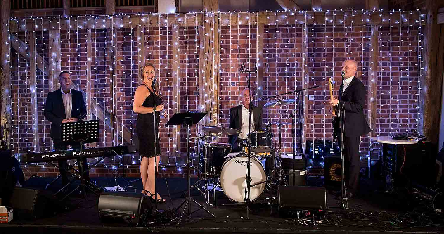 Upbeat Wedding And Function Band For Hire London Bryan