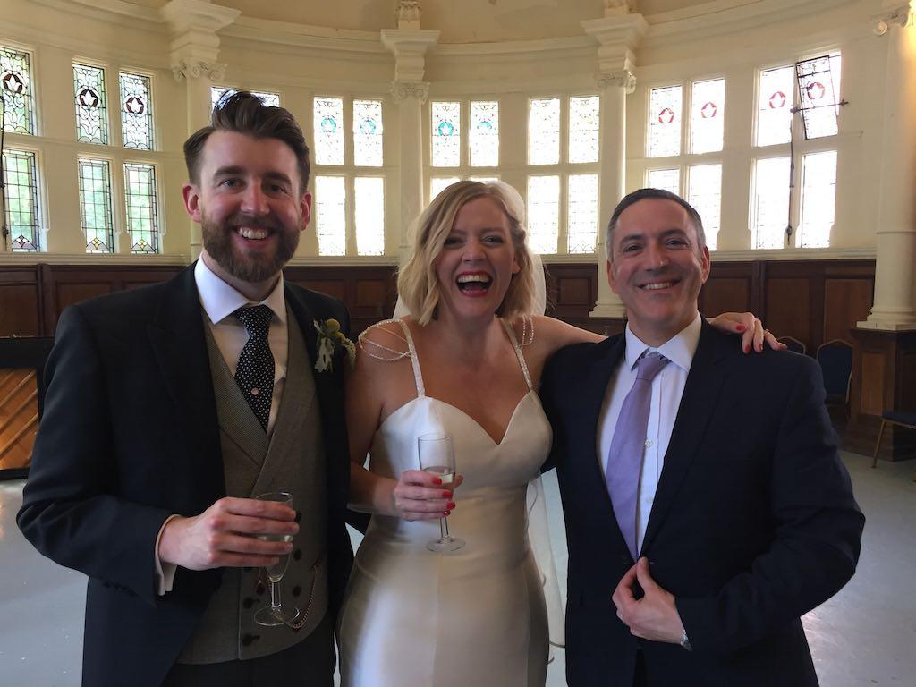 wedding-pianist-michelle-and-will-finsbury-town-hall-2018