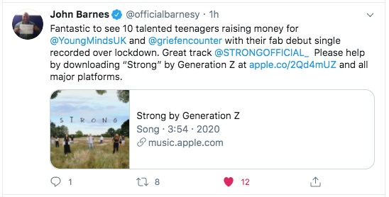 John-Barnes-tweets-about-Strong-by-Generation-Z